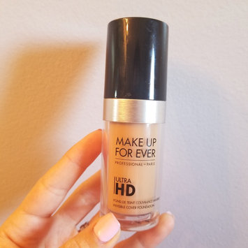 Photo of MAKE UP FOR EVER Ultra HD Foundation uploaded by Emily L.