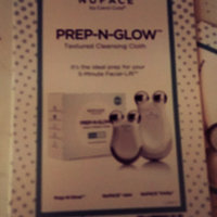 NuFACE Prep-N-Glow(TM) Cloths 20 Individually Packed Cloths uploaded by Paige B.