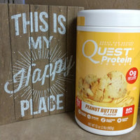 Quest Peanut Butter Flavor Protein Powder, 32 oz., (Pack of 1) uploaded by tiff l.