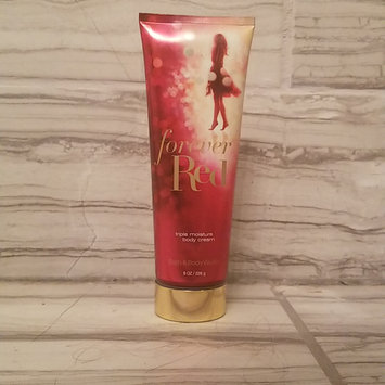 Photo of Bath & Body Works® Forever Red Luxury Triple Moisture Body Cream uploaded by Emily L.