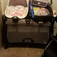 Graco Pack 'n Play Playard Quick Connect Portable Napper - Asher, Black uploaded by Maria J.
