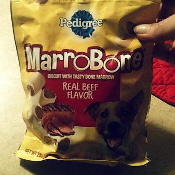 Photo of Pedigree® MarroBone® Real Beef Flavor Dog Treats uploaded by Jessica P.