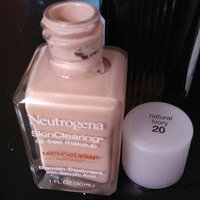 Neutrogena® SkinClearing Oil-Free Makeup uploaded by Caytlyn G.