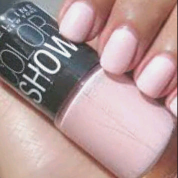 Photo of Maybelline Color Show® Nail Polish uploaded by Stuti M.