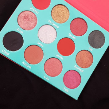 Photo of Juvias Place The Saharan Eyeshadow Palette uploaded by Hatty S.