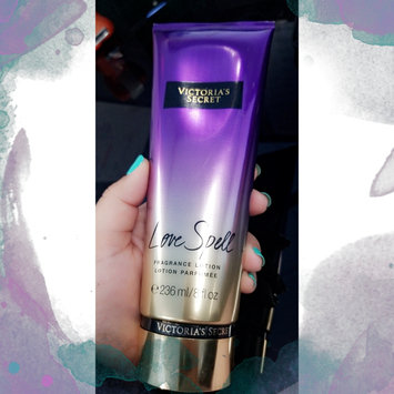 Photo of Victoria's Secret Love Spell Hydrating Body Lotion uploaded by Mercedes T.