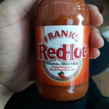 Photo of Frank's RedHot® Original Cayenne Pepper Sauce uploaded by Adelaine G.