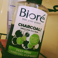 Bioré Deep Pore Charcoal Cleanser uploaded by Samantha C.