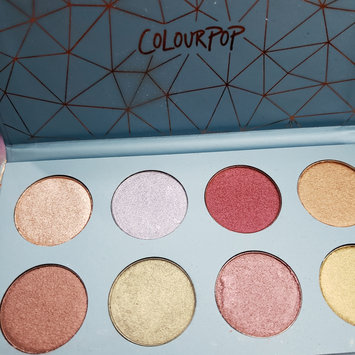 Photo of ColourPop Semi Precious Shadow Palette uploaded by Erica P.