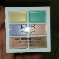 NYX Color Correcting Concealer Palette uploaded by dashavia f.