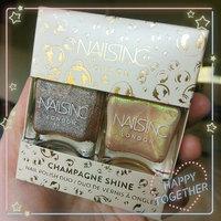 NAILS INC. Champagne Shine Nail Polish Duo 2 x 0.49 oz/ 14 mL uploaded by Alyssa C.