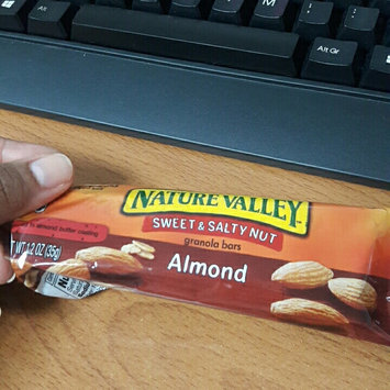 Photo of Nature Valley™ Almond Sweet & Salty Nut Granola Bars uploaded by Daneymis P.