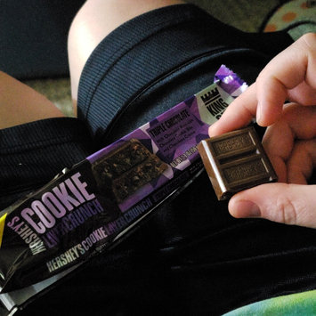 Photo of Hershey's Cookie Layer Crunch Bar Triple Chocolate uploaded by Felicia J.