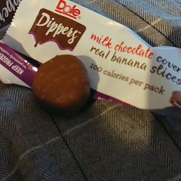 Photo of Dole Dippers™ Milk Chocolate Covered Real Banana Slices uploaded by Alejandra L.