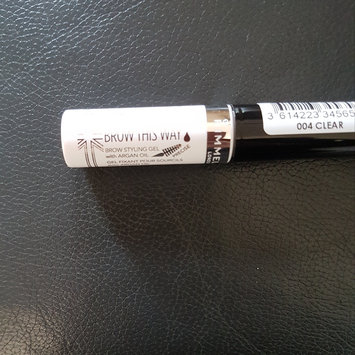 Photo of Rimmel London Brow This Way Gel With Argan Oil uploaded by Debby F.