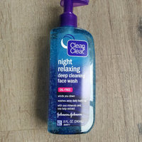 Clean & Clear® Night Relaxing™ Deep Cleaning Face Wash uploaded by Angie G.