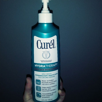 Photo of Curél® HYDRA THERAPY WET SKIN MOISTURIZER FOR DRY AND EXTRA-DRY SKIN uploaded by Angel L.