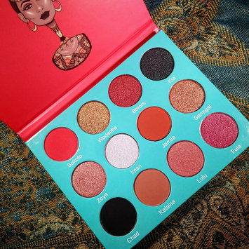 Photo of Juvias Place The Saharan Eyeshadow Palette uploaded by Stormy B.