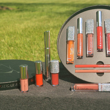 Photo of LimeLight BY Alcone Signature Jeweled Lip Gloss uploaded by renee c.