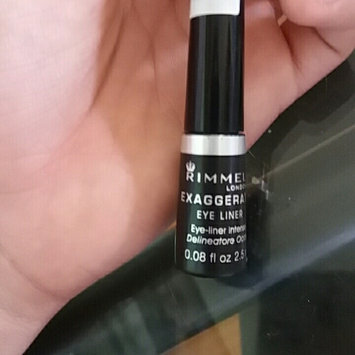 Photo of Rimmel London Exaggerate Liquid Eye Liner uploaded by Katy A.