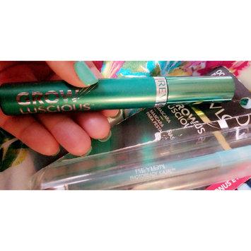 Photo of Revlon Grow Luscious™ Mascara uploaded by Mercedes T.