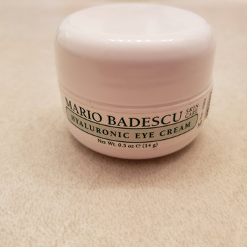 Photo of Mario Badescu Hyaluronic Eye Cream uploaded by Angelica T.