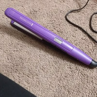 Remington S5500 Digital Anti Static Ceramic Hair Straightener, 1-Inch, Purple [] uploaded by Mahi C.