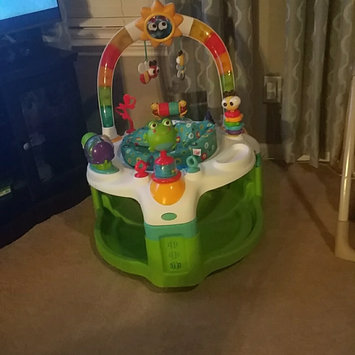 Photo of Bright Starts 2-in-1 Laugh & Lights Activity Gym & Saucer, Tan uploaded by Shelly M.