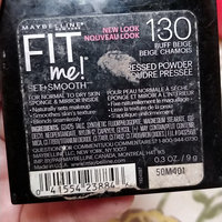 Maybelline Fit Me! Set + Smooth Powder uploaded by Annapoorna R.