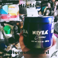 NIVEA Creme uploaded by britvanityxo 🖤.