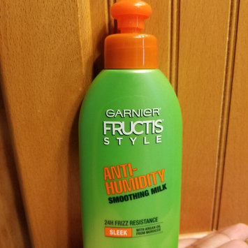 Photo of Garnier Fructis Style Anti-Humidity Smoothing Milk uploaded by Nayely H.