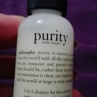 philosophy purity made simple one-step facial cleanser uploaded by Irina V.
