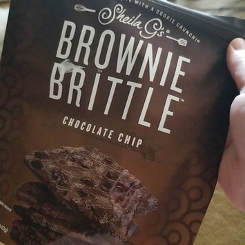 Photo of Sheila G's Brownie Brittle Chocolate Chip uploaded by Sam S.