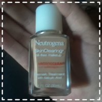Neutrogena® SkinClearing Oil-Free Makeup uploaded by Stephanie M.