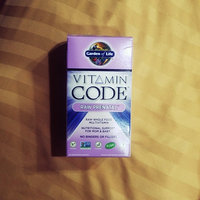 Garden of Life Vitamin Code RAW Prenatal Caps uploaded by Daniela M.