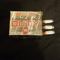 Hornady Critical Duty Handgun Ammunition uploaded by Emily L.