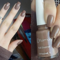 Nail Lacquer - # NL B85 Over the Taupe by OPI for Women - 0.5 oz Nail Polish uploaded by Ellînã Q.