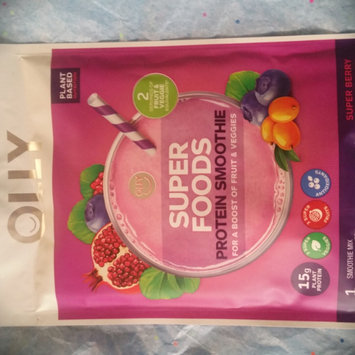 Photo of OLLY Super Foods Smoothie uploaded by Melonie L.