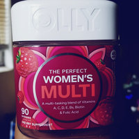 Olly The Perfect Women's Multi-Vitamin Blissful Berry Gummies uploaded by Linda C.