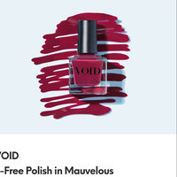 VOID Beauty 5 Free Nail Polish Lacquer uploaded by Bonnie E.
