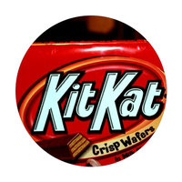 Kit Kat Crisp Wafers in Milk Chocolate uploaded by Katy C.