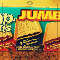 Kellogg's Pop-Tarts Frosted Blueberry Toaster Pastries uploaded by Erin P.