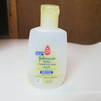 Johnson's® Head-to-Toe Baby wash uploaded by Emily L.