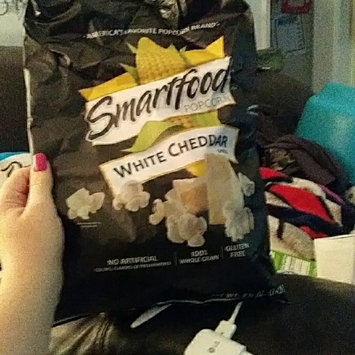 Photo of Smartfood® White Cheddar Cheese Popcorn uploaded by Tiffany L.