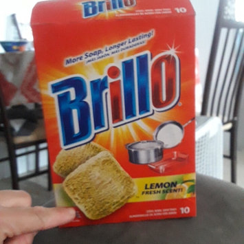 Photo of Brillo Scratchless Cleaning Pad uploaded by marjolin r.