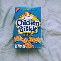Nabisco Chicken In A Biskit Original Baked Snack Crackers uploaded by Kara E.