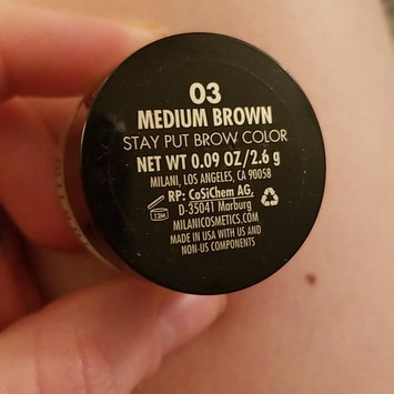 Photo of Milani Stay Put Brow Color uploaded by Sarah J.