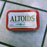 Altoids Curiously Strong Peppermint Mints uploaded by Kara E.
