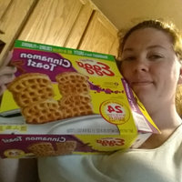 Kellogg's Eggo Cinnamon Toast Waffles uploaded by Melissa B.