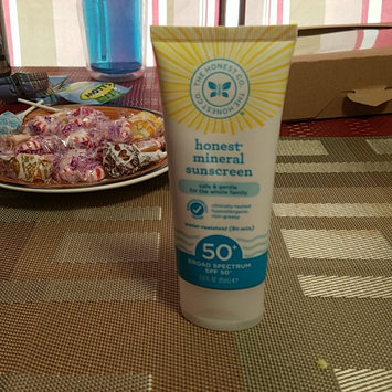 Photo of The Honest Co. Honest Mineral Sunscreen SPF 50 uploaded by Taylor S.
